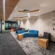 Corporate meeting space designed by Hodgkison Architects Adelaide